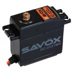 SAVOX SC-0251MG  61grs/16kg