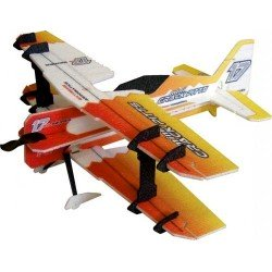 CRACK PITTS MINI orange 56CM