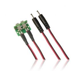 Cordon d'extension pour 2 batteries PowerBox