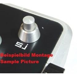 Interrupteur poussoir ON/OFF pour émetteur Jeti DS-14/DS-16