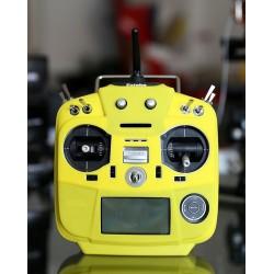 Protection silicone pour Futaba T14SG (jaune)