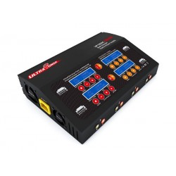 CHARGEUR UP100AC QUAD -  4x 100W - 220V
