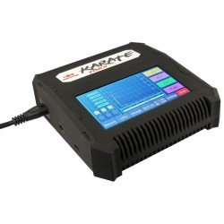 CHARGEUR/DECHARGEUR KARATE TOUCH B6 80W 7A  110/220V